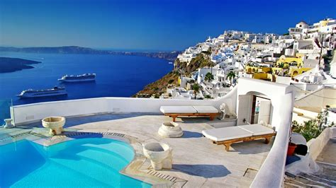Santorini The Most Romantic Island In The World