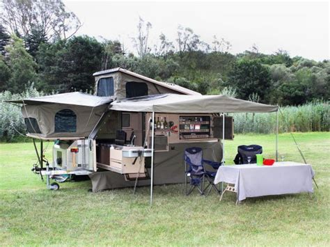Commander Rugged off road Camper from Conqueror