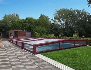 Abri Piscine Bas Coulissant : 33 best nos abris bas de piscine coulissant images on ~ Zukunftsfamilie.com Idées de Décoration