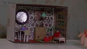How to Make a Shoebox Diorama: 28 Ideas Guide Patterns