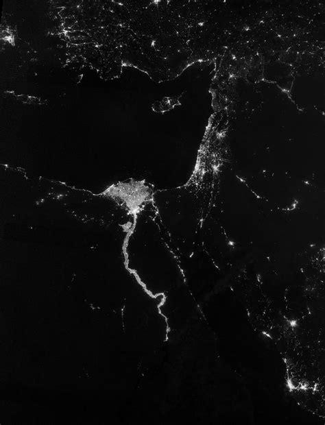 Nasanoaa Satellite Reveals New Views Of Earth At Night Nasa