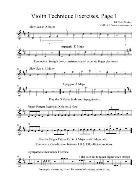 beginner violin exercises    handy
