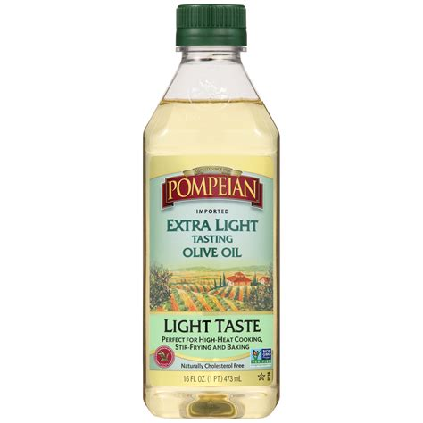 light tasting olive pompeian imported light tasting olive food