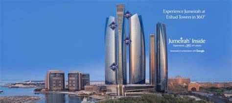 Jumeirah At Etihad Towers | Kabayan Advertising
