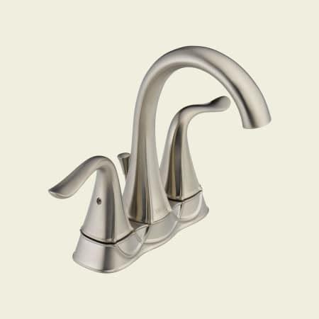 delta celice tub faucet delta 25705lf ss stainless steel celice centerset bathroom
