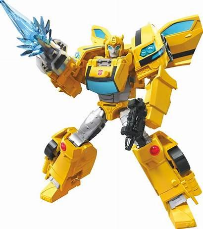 Cyberverse Transformers Bumblebee Class Deluxe Hero Nycc