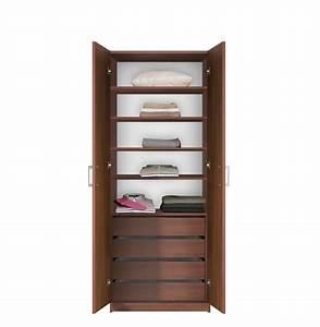 Bella Wardrobe Armoire Modern Bedroom Storage Contempo