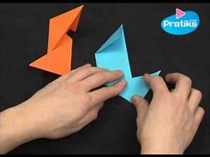 Comment Faire Des Choses En Papier : origami comment faire un shuriken en papier youtube ~ Zukunftsfamilie.com Idées de Décoration