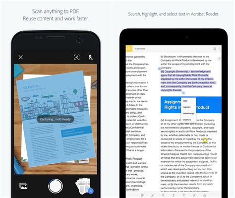 The Adobe Scan App Turns Your Documents Into Editable Pdfs