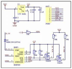 Bmp280 Pressure Sensor Module