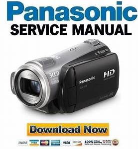 Panasonic Hdc-sd9 Service Manual  U0026 Repair Guide