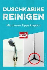 Schimmel In Wohnung Was Tun : dusche reinigen mit hausmitteln klappt auch bei schimmel ~ Watch28wear.com Haus und Dekorationen
