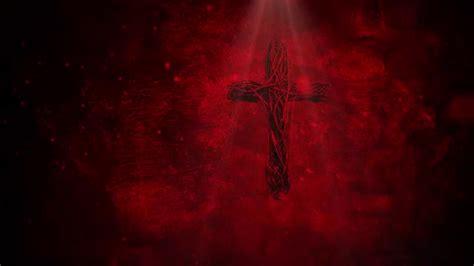 Red And Black Cross Image Vine Sermonspice