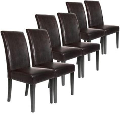 mod 232 le chaise de cuisine en cuir a vendre