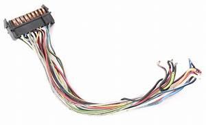 Gauge Cluster Speedometer Wiring Plug Pigtail Vw Rabbit