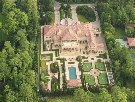 $43 Million 27,000 Square Foot Mega Mansion In Houston, TX