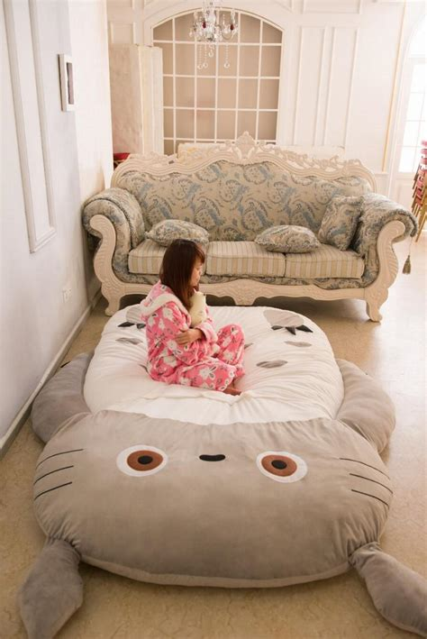 37756 sleeping bag sofa bed baby folding sofa bed totoro mattress