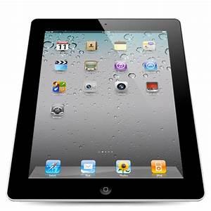 iPad 2 Black Perspective Icon - iPad 2 Icons - SoftIcons.com