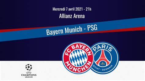 Match : Bayern/PSG, diffusion, commentateurs et ...
