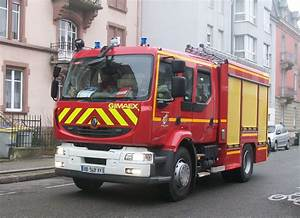 Renault Strasbourg : file pompiers strasbourg renault midlum 5 jpg wikimedia commons ~ Gottalentnigeria.com Avis de Voitures