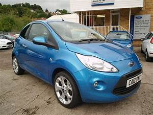 Ford Ka Titanium : used dive blue ford ka for sale gloucestershire ~ Melissatoandfro.com Idées de Décoration