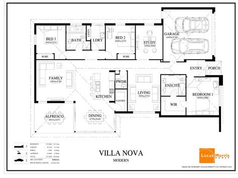 one modern house plans modern 1 house plans best of luxury e house