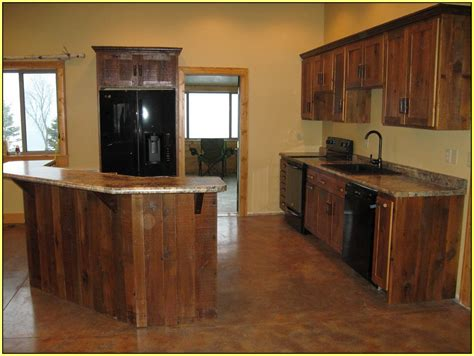 gray distressed kitchen cabinets reclaimed wood kitchen cabinets for barn door 3918