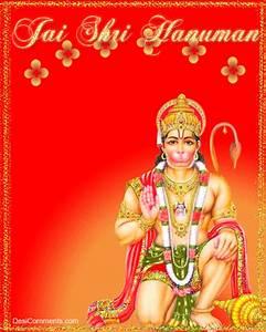 Jai Shri Hanuma... Jai Shree Hanuman Quotes
