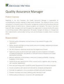 resume responsibilities vs achievements quality assurance description for resume 2016 recentresumes