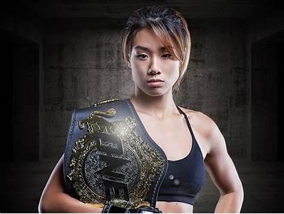Angela Lee Mma Championship Interview Champion Thai