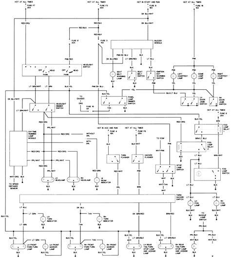1988 yj wiring schematic 24 wiring diagram images