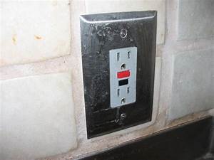 Replacing a gfci outlet