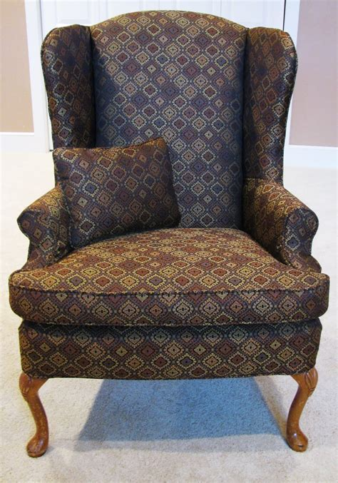 slipcover for wingback chair the slipcover forum 1st slipcover for a wing chair