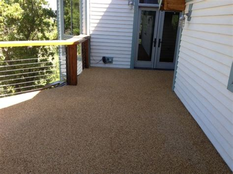 Outdoor Carpet For Decks Install by Rock Carpet Waterproof Deck Rustic Deck Salt Lake