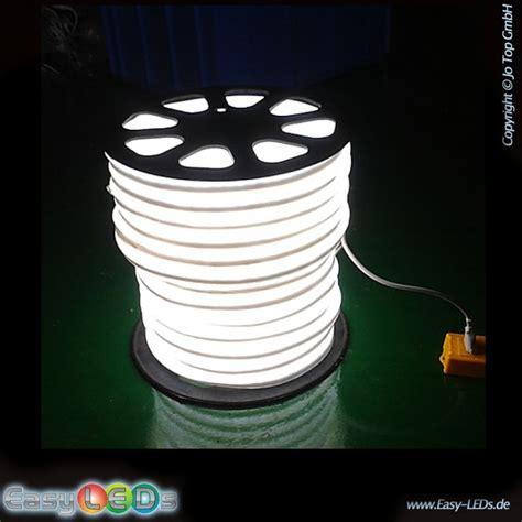 led lichtschlauch neonflex  weiss   kaufen