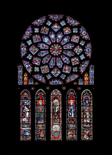 france 39 s most beautiful stained glass windows
