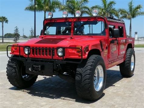 how does cars work 1997 hummer h1 spare parts catalogs find used 1997 am general hummer h1 in fort myers florida united states for us 39 990 00