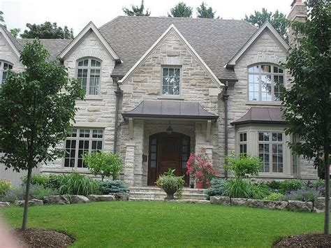 Indiana Limestone House Toronto  Stone Houses  Limestone
