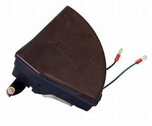 Oem  Club Car Ds 36 Volt V Glide Wiper Switch Assembly