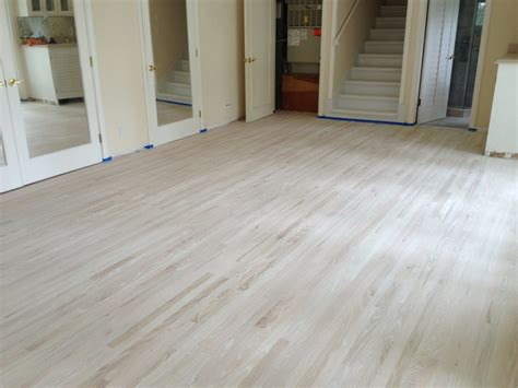 whitewash parquet flooring white washed wood floors diy home flooring ideas