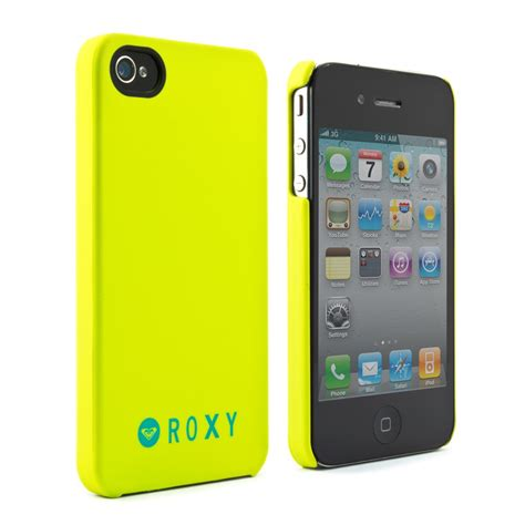 roxy iphone  case neon collection proporta