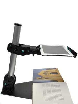 justand  ipad document camera stand procomputing