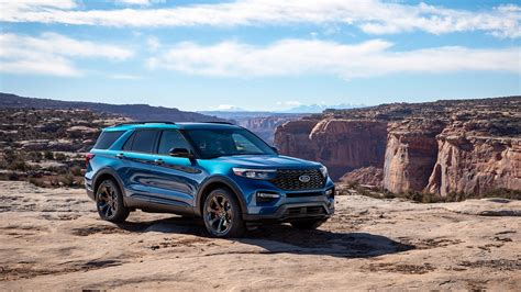 Ford St 2020 Motor Ausstattung by 2020 Ford Explorer St Wallpapers Hd Images Wsupercars