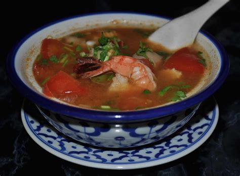 cuisine laotienne potage de fruits de mer au tamarin 9 50 mille