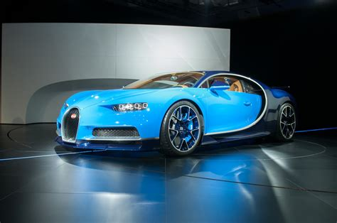 Bugatti Chiron Roadster Not In The Cards