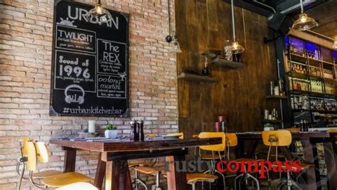 Urban Kitchen Restaurant And Bar, Saigon-review By Rusty