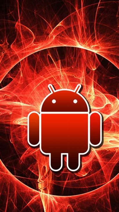 Android Wallpapers Smartphone Fire Getphotos Phone Smart