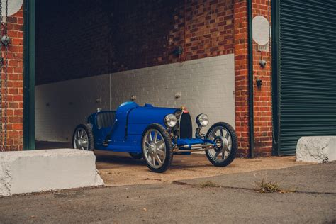 After its official registration on 26 may 1978, bugatti began to create and produce its first five coat designs. Meet the baby Bugatti tuned to perfection by a Le Mans winner | Hagerty UK