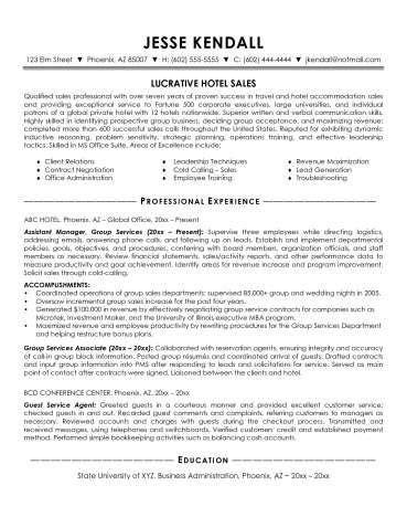 sample resume  sales executive  real estate