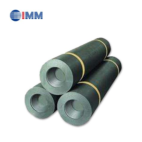 china high power grade carbon graphite electrodes  electric arc furnace smelting china